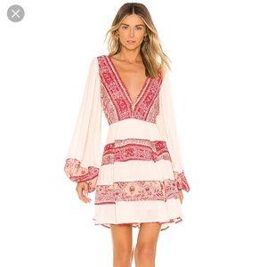 Free People Dresses - Free People My Love Mini Dress tea combo